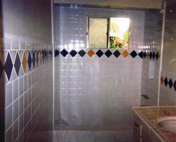 Tile Gig (tile job) Ceramic Bathroom